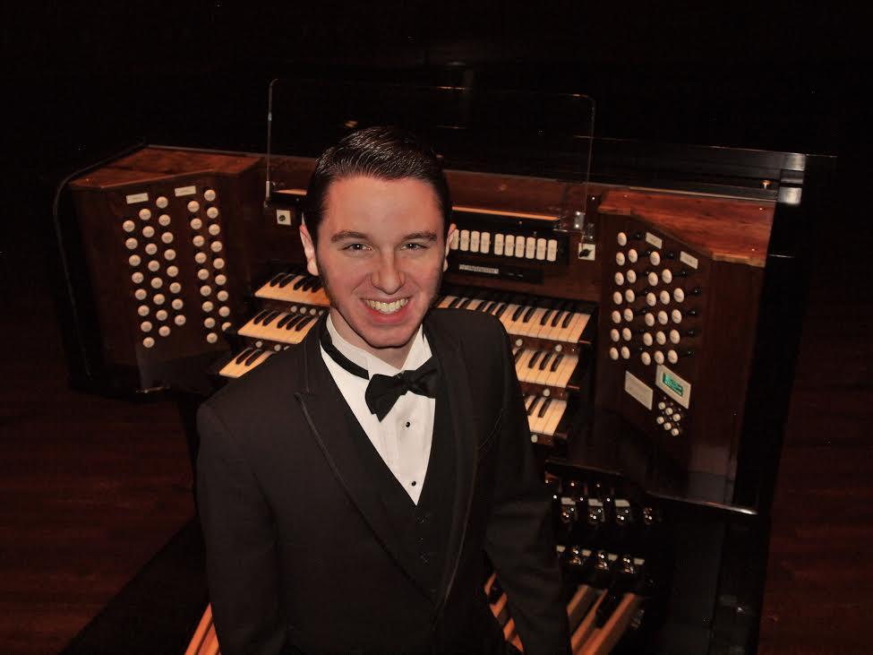 Organ Concert presented by Daniel T. Umholz