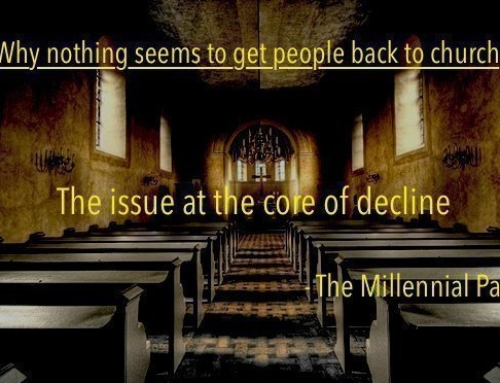 Why nothing seems to get them back to church