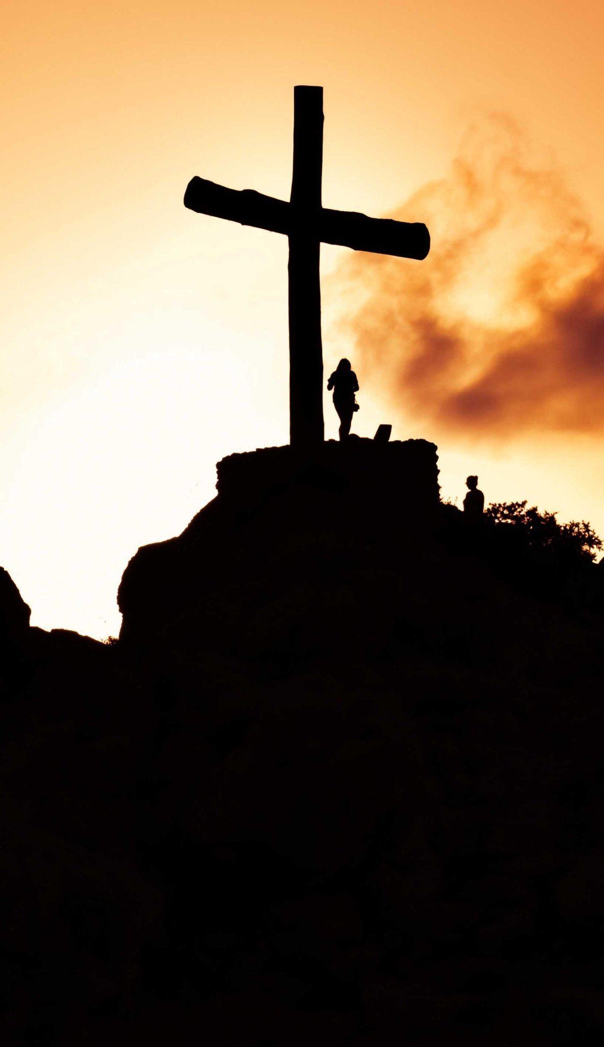 We Pray Cross