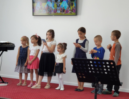 """St. Mark's Harrisburg celebrates """"God's Work. Our Hands"""" Sunday in Romania"""