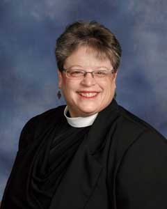 The Rev. Beth Schlegel