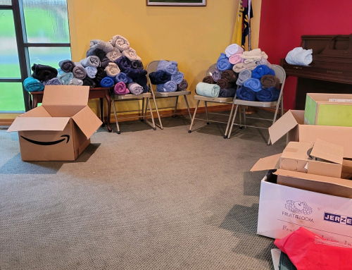 Personal Care Kits – Mannsville Lutheran's God's Work. Our Hands Sunday