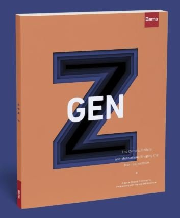 What does 'Gen Z' believe about morality