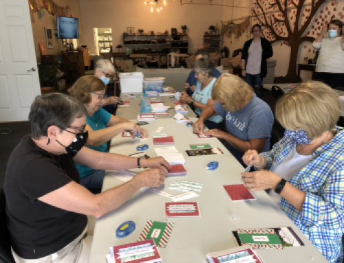 St. Luke's, Chambersburg is Partnering with Sweet Grace Ministries for God's Work. Our Hands.