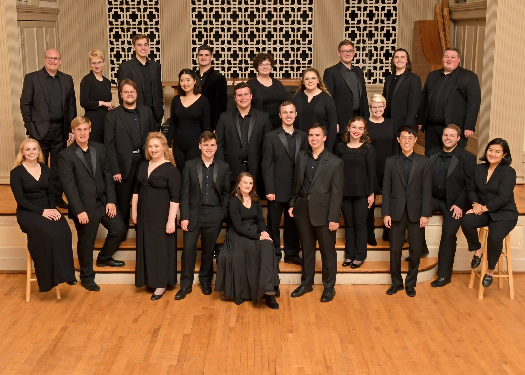 Choral ensemble WESTMINSTER KANTOREI to perform in concert