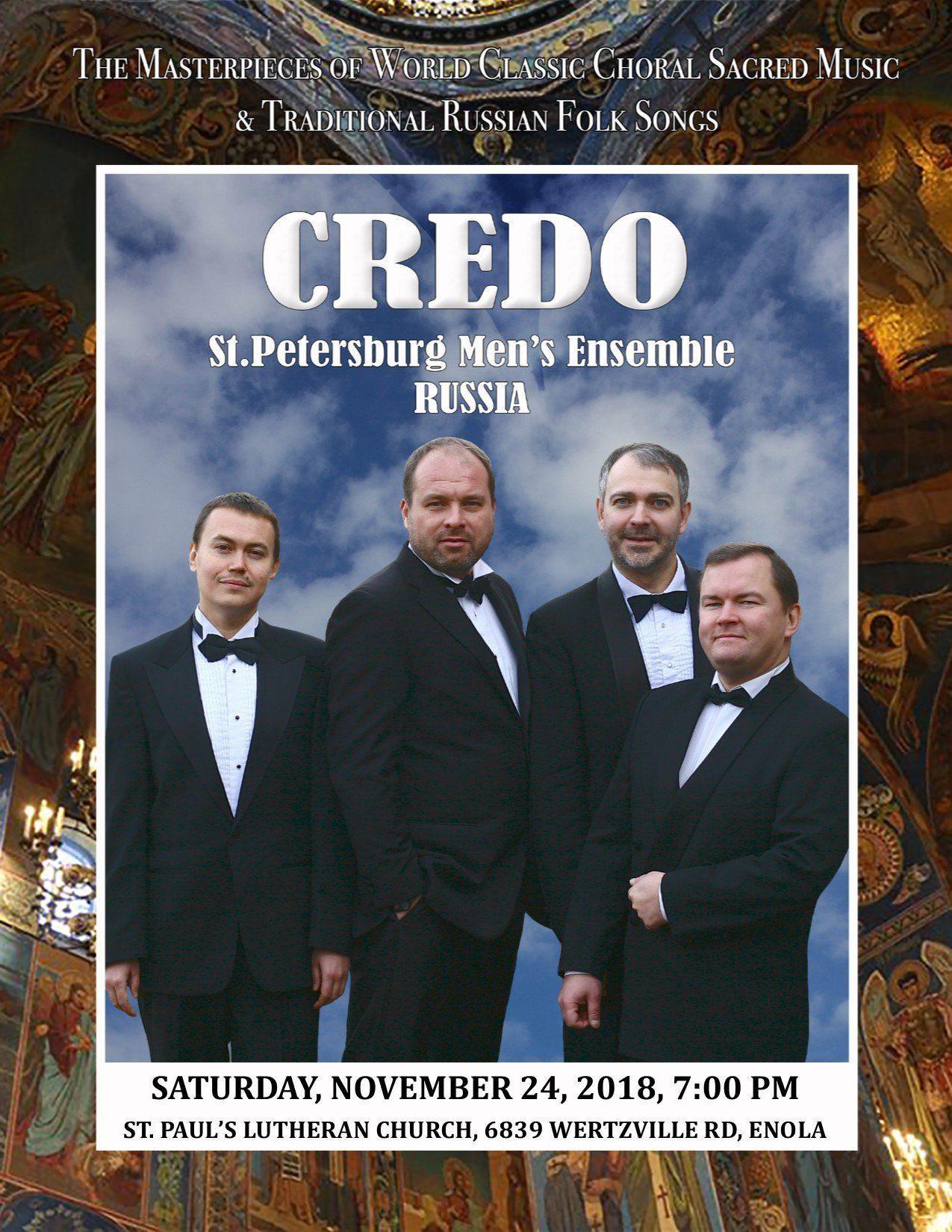 St. Petersburg Men's Ensemble