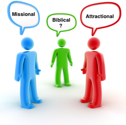 What we can learn from attractional churches