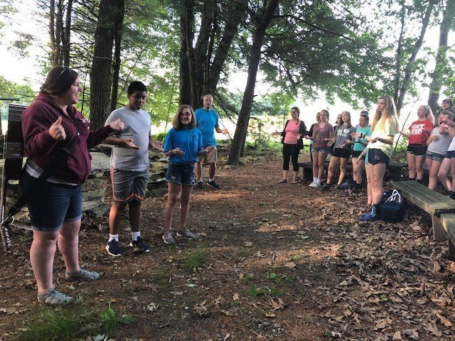 Outdoor Ministry