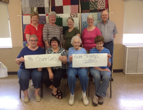 New Holland Quilters Find Deep Relationships in Wisconsin