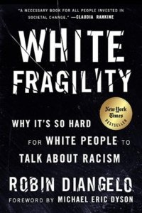 Book Review of White Fragility: Why It's So Hard for White People to Talk About Racism by Robin DiAngelo by Sister Megan Reynolds McClinton