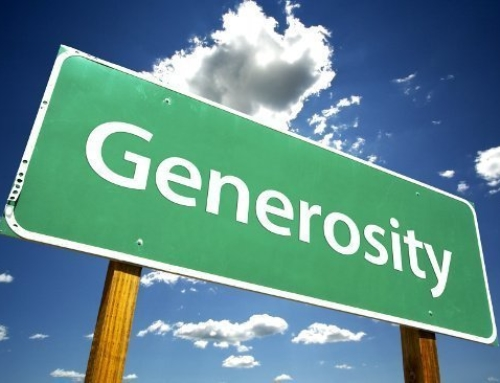 'Embrace Generosity' stewardship program