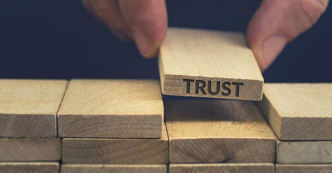 Trust is a foundation of leadership